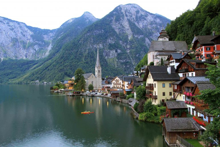 Hallstatt, Austria: Best Attractions & Places to Visit