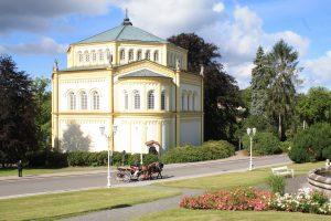 Marienbad, church, sightseeing, czech republik, colonnade
