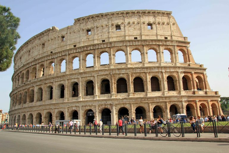 Ancient Rome & Monti district - where to stay in rome