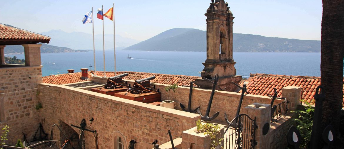 best things to do in Montenegro, Herceg Novi, old town, viewpoint, coast, Kotor Bay