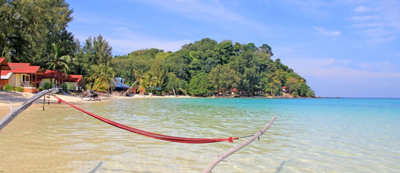 Koh Bulon, Koh Bulon Le, island, Thailand Island hopping, backpacking, travel, beach