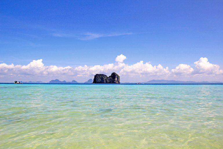 Ko Ngai, Thailand Inselhopping