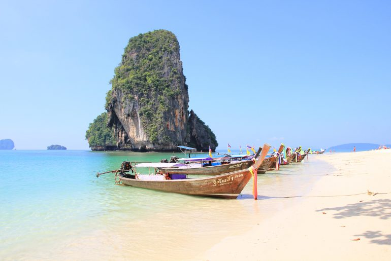 Thailand Island Hopping: from Krabi to Koh Lipe