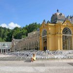 Marienbad, sightseeing, czech republik, spa colonnade