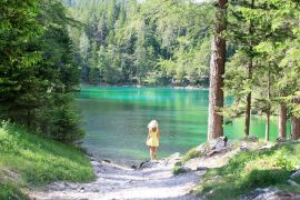 Green Lake, Austria, Tragöß, Styria, Nature, Lake, must see, travel,