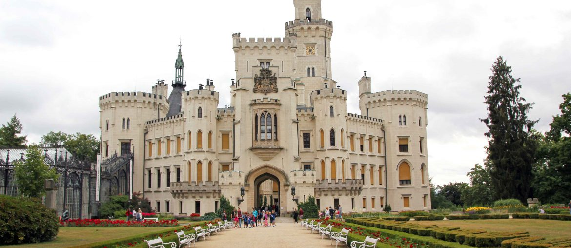 Hluboka nad Vltavou, Hluboka Castle, Castle, czech republic, tourist attraction, must see