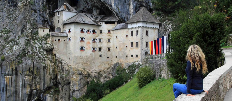 Predjama Castle, castle, Slovenia, sightseeing, tourist attraction