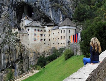Predjama Castle, castle, Slovenia, sightseeing, tourist attraction