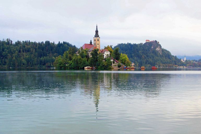 Lake Bled – Slovenia's most romantic destination