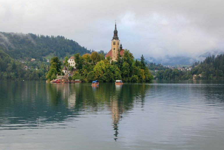 10 Things to do in Lake Bled, Slovenia | A Travel Guide