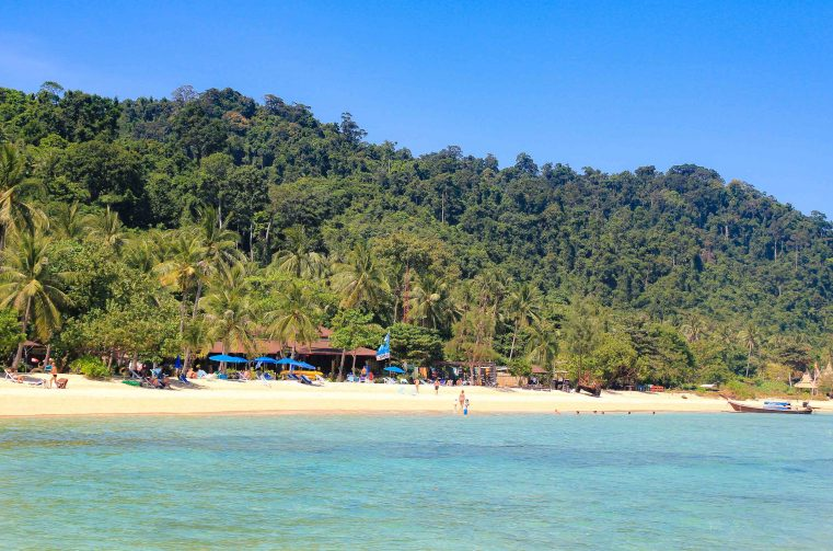 Koh Ngai – The Paradise Island Travel Guide - PlacesofJuma