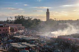 Djemaa el Fna, Marrakech itinerary, top things to do in Marrakech