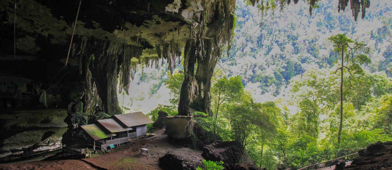 Niah Caves, Borneo, Sarawak, Malaysia, National Park