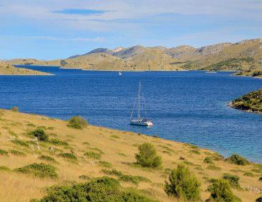 Cuscica Beach, Telascica, National Park, Dugi Otok, Zadar