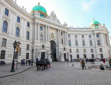 Things To Do In Vienna, Michaelerplatz