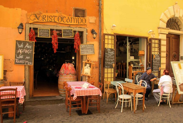 Trastevere - Where to stay in Rome?