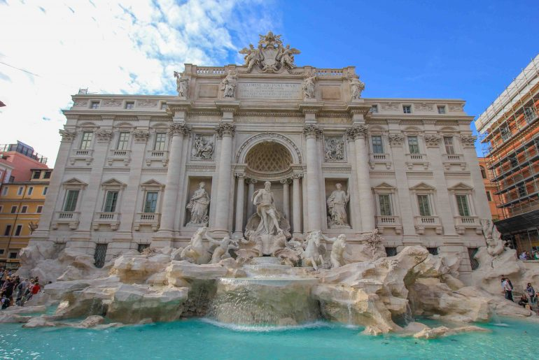 Where to stay in Rome - Tridente, via Veneto & Trevi Fountain