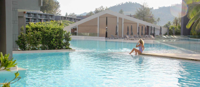 La Vela Khao Lak, Bang Niang Beach, Pool accsess