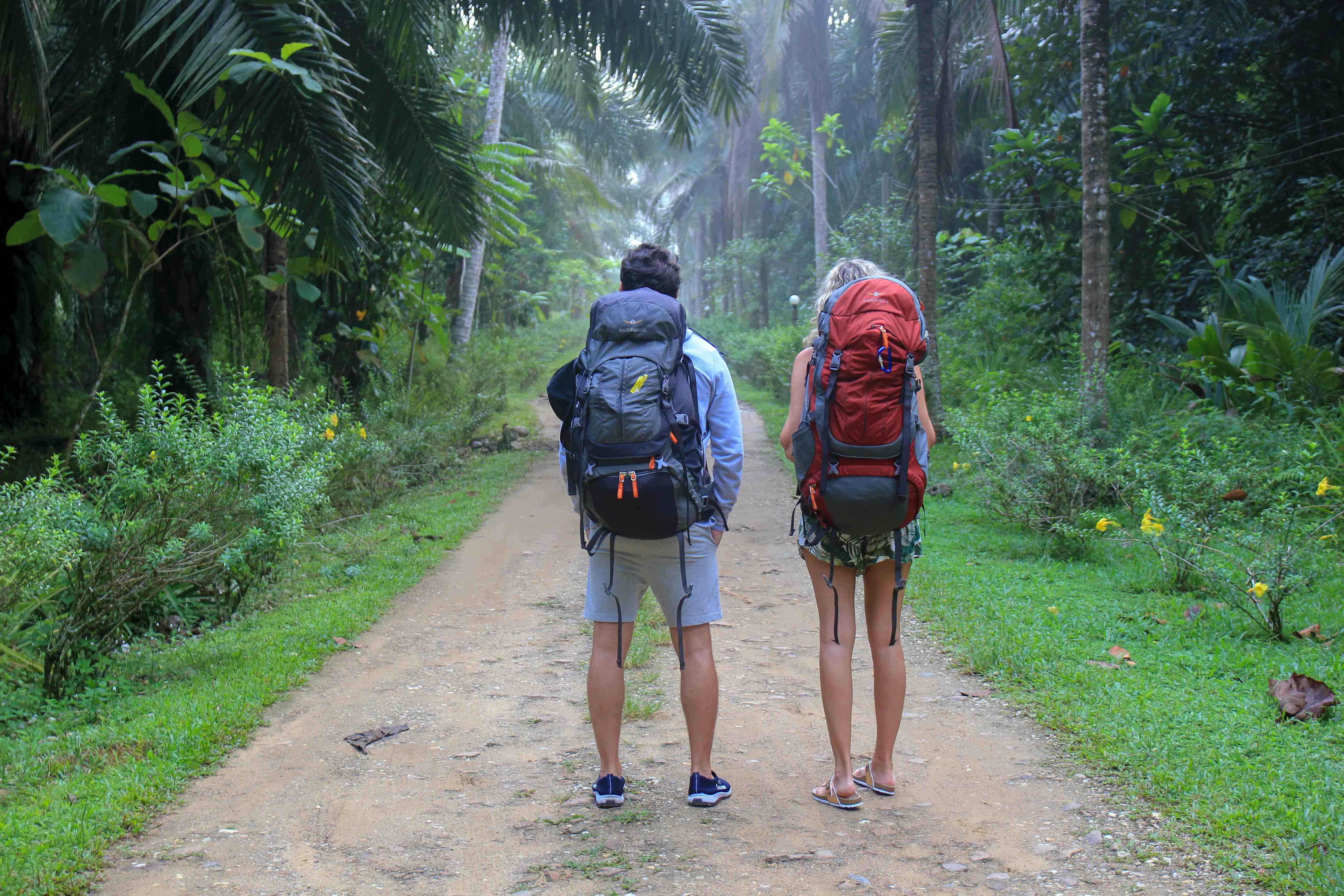 Reisebedarf und Packlisten