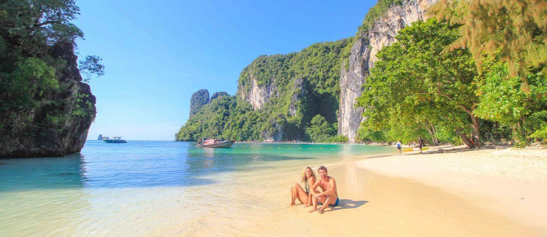Hong Island, Krabi, Koh Hong, Thailand, Tour,