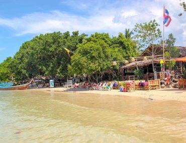 Klong Muang Beach, Krabi, Thailand