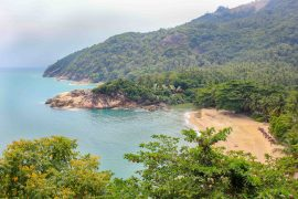 Haad Sadet, Top Beaches Koh Phangan, Thailand