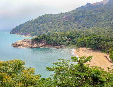 Haad Sadet, Top Beaches Koh Phangan, Thailand