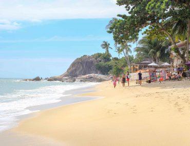 Lamai Beach, Strand, Traumstrand, Koh Samui