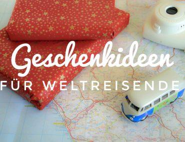 Geschenke, Weltreisende, Weltreise, Reise