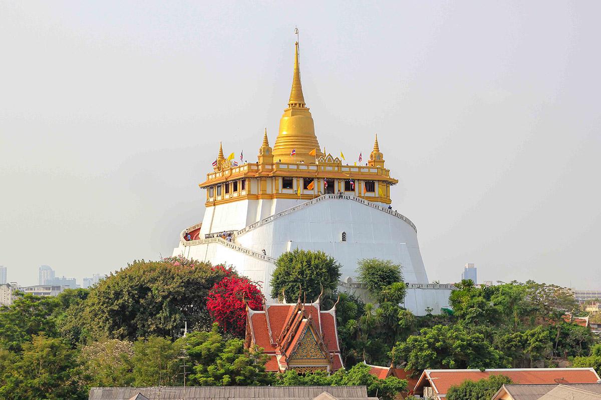 Kết quả hình ảnh cho wat saket temple bangkok