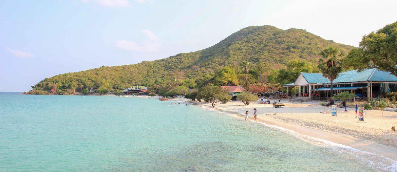 Tien Beach, Koh Larn, Coral Island Pattaya