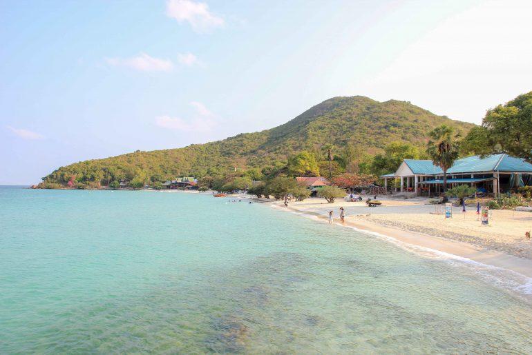 Tien Beach, Koh Larn, Coral Island, Pattaya