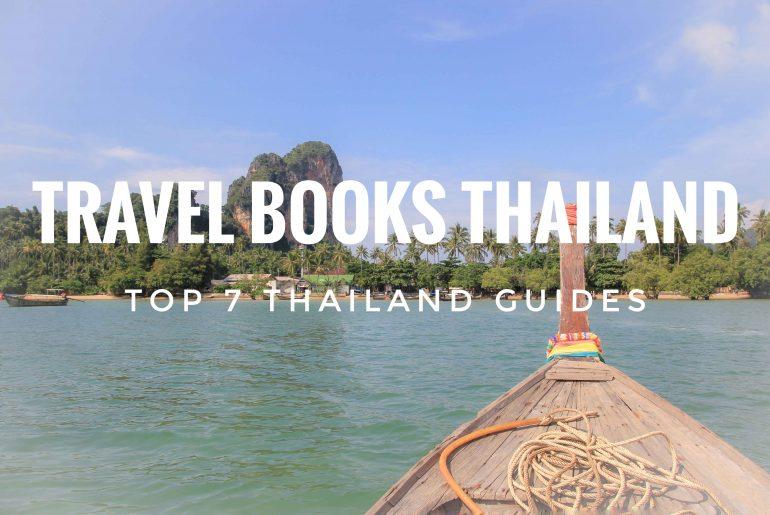 Thailand Travel Books