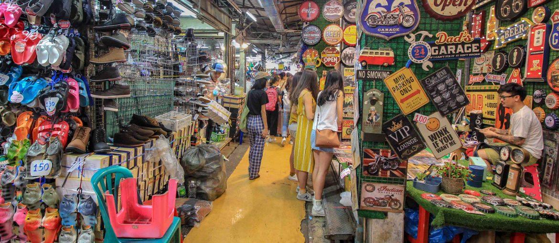 Chatuchak Weekend Market, Bangkok, Shopping,