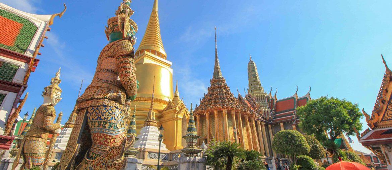 Bangkok, Temple, Wat Phra Kaeo