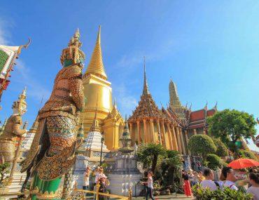 Bangkok, Tempel, Wat Phra Kaeo