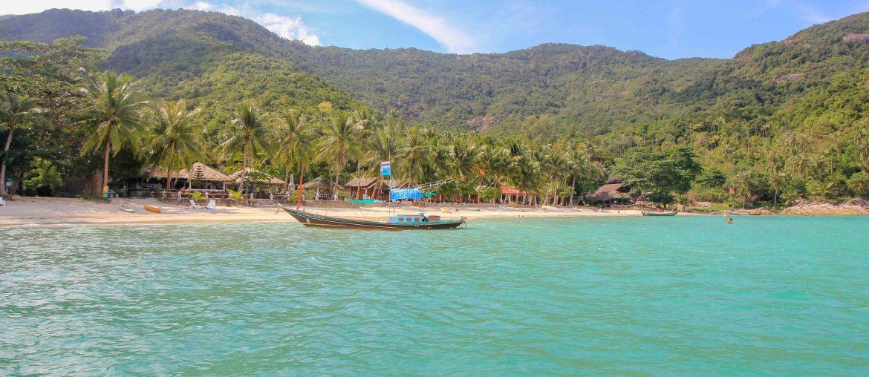Bottle Beach, Koh Phangan, Thailand,