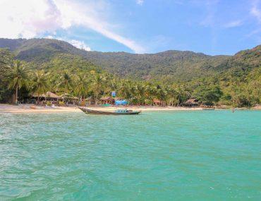 Bottle Beach, Koh Phangan, Thailand, Strand
