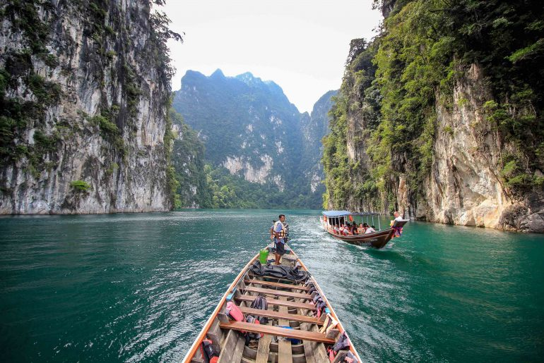 Cheow Lan Lake, Khao Sok National Park, Thailand, Instagram