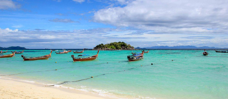 Koh Lipe, Sunrise Beach, Thailand