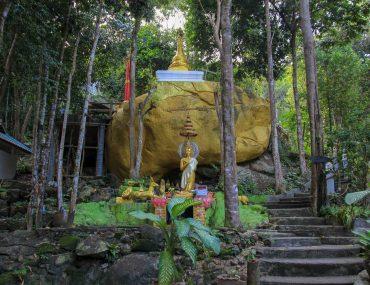 Wat Paa Sang Tham, Koh Phangan, Temple