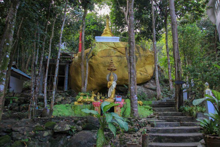 Koh Phangan, Tempel, Wat Paa Sang Tham