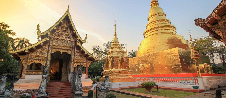 Famous Temple, Chiang Mai, Wat Phra Singh