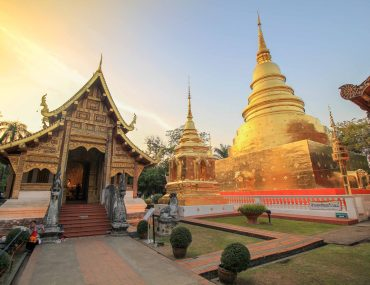 Famous Temple, Chiang Mai, Wat Phra Singh
