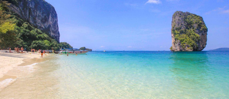Koh Poda, Krabi 4 Islands Tour, Thailand