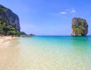 Koh Poda, Krabi, 4 Island Tour, Thailand