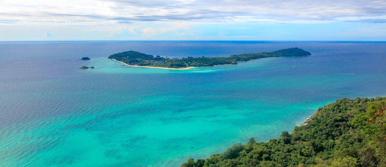 Koh Adang, Viewpoint to Koh Lipe