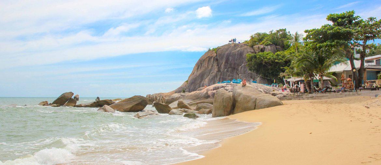 Lamai Beach Koh Samui, Thailand, Holiday