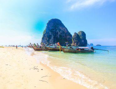Phra Nang Beach, Krabi, Railay Beach, Thailand