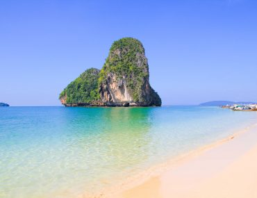 Phra Nang Beach, Krabi, Railay Beach, Thailand